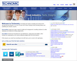 Technomic Website